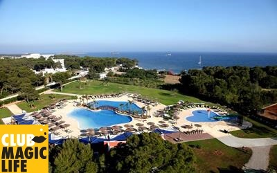 Hotelanlage Club Magic Life Cala Pada