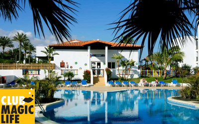 Hotelanlage Club Magic Life Fuerteventura Imperial